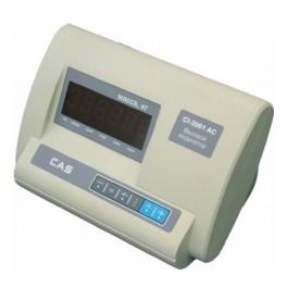 Весовой индикатор CAS CI-2001 AC