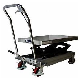 Гидравлический подъемный стол Tisel HTD70