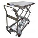 Передвижной подъемный стол Tisel HTDZ35