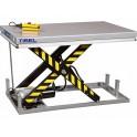 Стационарный подъемный стол Tisel TLX2500B