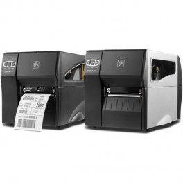Термотрансферный принтер Zebra ZT230 (203 dpi,нож)