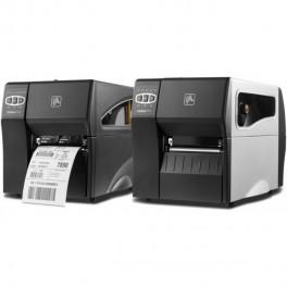 Термотрансферный принтер Zebra ZT230 (203 dpi, отделитель и смотчик подложки)