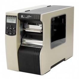Термотрансферный принтер Zebra 110XI4 (600 dpi, отделитель +смотчик)