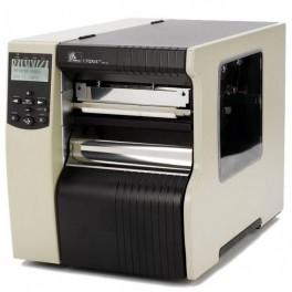 Термотрансферный принтер Zebra 170XI4 (203 dpi, отделитель + смотчик)